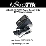Cheap Mikrotik 18POW Low power 18V-1A Power Supply