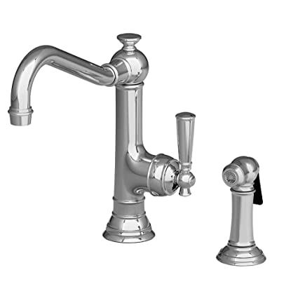 Newport Brass 2470 5313 20 Jacobean Single Handle Kitchen Faucet