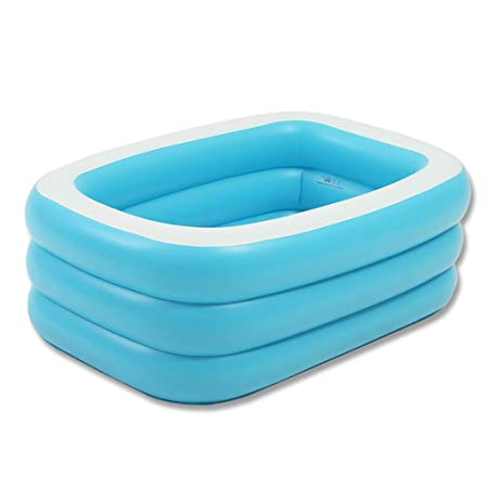 Defeng - Bañera de baño Hinchable para Adultos, bañera de ...