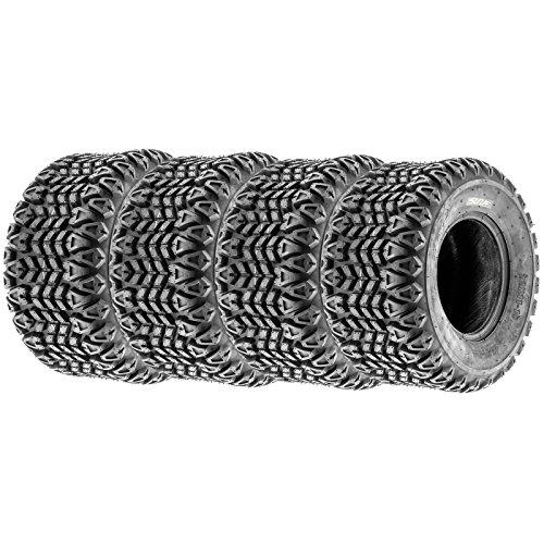SunF All Trail ATV Tires 22x11-10 & 22x11x10 4 PR G003 (Full set of 4) by SunF (Image #1)