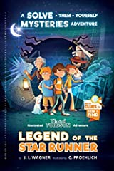 "☑️ Ages 8-12 ☑️ Chapter Book ☑️ Short Attention Spans ▶️ Video Trailer Below""With the exuberance of a caper, determined protagonists, and a message steeped in family legacy, this is a splendid homage to adventure."" - FOREWORD MAGAZINE - 5 out..."