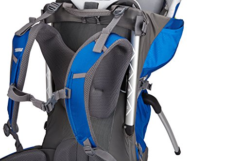 Thule Sapling Child Carrier, Slate/Cobalt by Thule (Image #12)