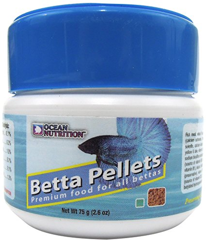 Best betta food 7 top freeze dried and pellet foods for for Food for betta fish