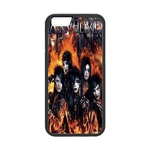 Generic Case Black Veil Brides For iPhone 6 Plus 5.5 Inch Q6AW118397