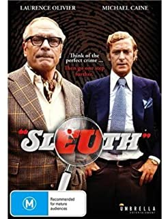 Sleuth a play playscripts s anthony shaffer 9780714507637 sleuth fandeluxe Image collections