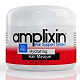 Amplixin Hydrating Deep Conditioner Masque with Coconut & Argan Oil, 8 oz