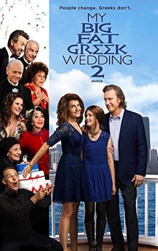 My Big Fat Greek Wedding 2 Limited Print Photo Movie Poster Nia Vardalos Size 24x36 #1
