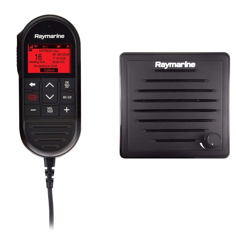 Raymarine Raymarine Raymarine T70432 Ray 90 Wired Second Station Kit by Raymarine