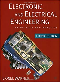 Book Electronic and Electrical Engineering: Principles and Practice by Warnes, Lionel (2002)