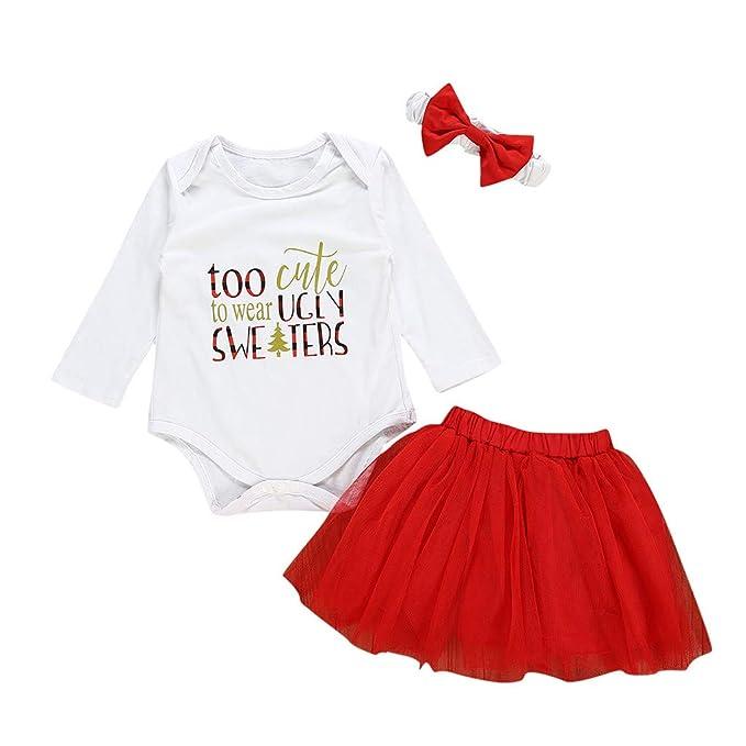 0-2 Años, SO-buts Bebés Niñas Navidad Primer Cumpleaños Carta ...