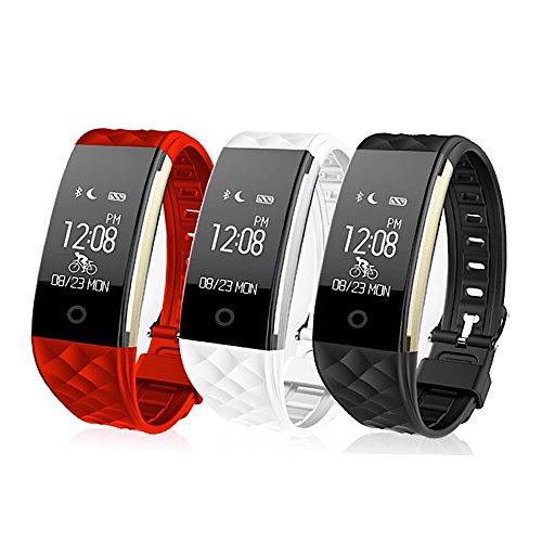 Apachie Ango Activity Fitness Tracker + Heart Rate Monitor