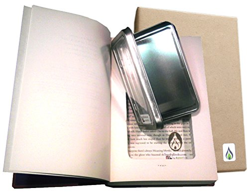 SneakyBooks Recycled Hollow Book Hidden Stash / Jewelry Box Diversion Safe (box included)