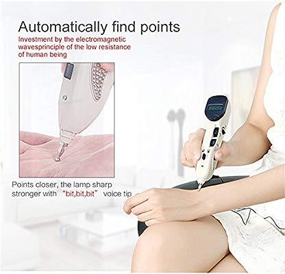 Eléctrica acupuntura lápiz | Encuentre su punto de acupuntura con ...