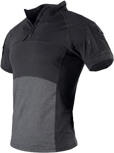 Amazon Com The Mercenary Company Next Gen Short Sleeve Knitted Combat Shirt Clothing