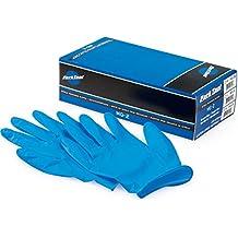 Park Tool Nitrile Med Gloves-Box of 100