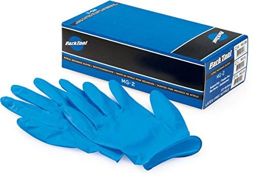 Pickup Glove Box (Park Tool Nitrile Med Gloves-Box of 100)