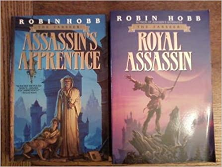 The Farseer Trilogy 1 Assassins Apprentice 2 Royal Assassin Large Trade Paperback 1994