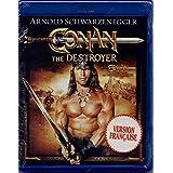 Conan le Destructeur - Conan the Destroyer (English/French) 1984 (Widescreen) Régie au Québec