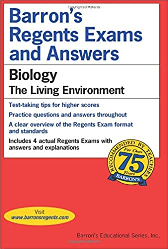 Amazon barrons regents exams and answers biology barrons regents exams and answers biology 2nd edition fandeluxe Image collections