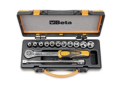 Beta Tools 920B-Bi-Hex Hand Socket 18mm