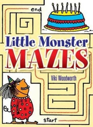 Download Little Monster Mazes (Dover Little Activity Books) pdf epub