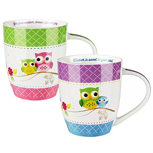 Wisdom Sweet Inspirational Mugs Set product image