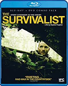 The Survivalist (Bluray/DVD Combo) [Blu-ray]