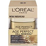 L'Oreal Paris Age Perfect Cell Renewal Night Cream, 1.7 Ounce