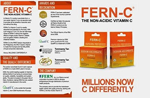 Fern C Vitamins 30 Capsules Pack Of 2 Buy Online In