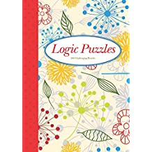 Logic Puzzles (Red polka dot spine): 200 Challenging Puzzles