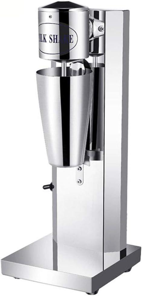 Gaone Leche Shaker Mixer Frappe Sacudida eléctrica ajustes de Velocidad 2 Acero Inoxidable coctelera, para Batidos de Leche cremosa, Batidos de proteínas, cócteles o Batidos 220V 18000 Rev/min: Amazon.es