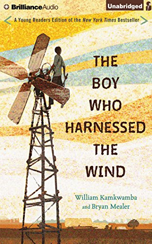 The Boy Who Harnessed the Wind: Young Readers Edition by Brilliance Audio