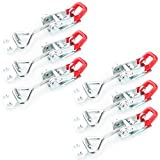 6PCS of Adjustable Toggle Clamp with Lock