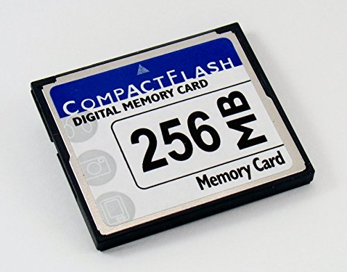 Compact Flash Memory Card Camera card Numerical control machine tool storage card 256MB by Guangyuweiye