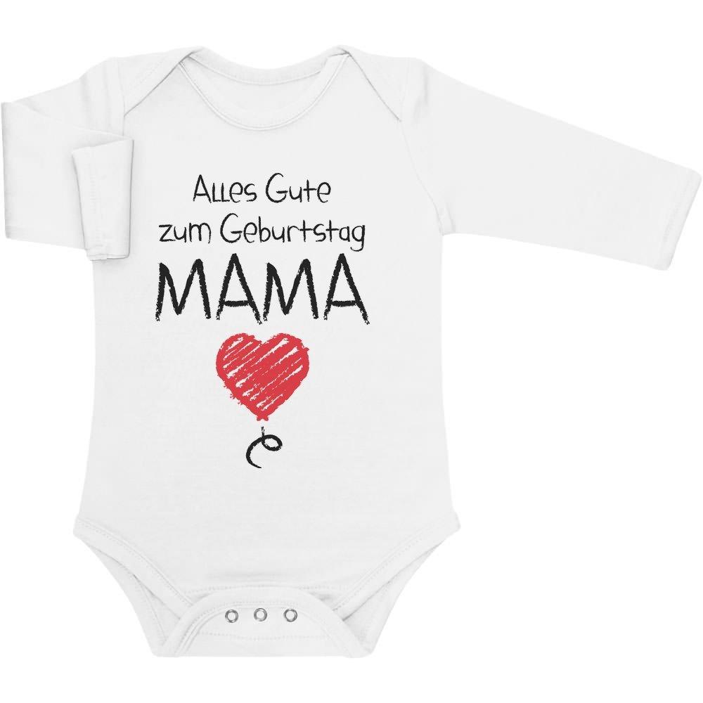 Alles Gute zum Cumpleaños Mama - Tuerca regalo Baby manga ...