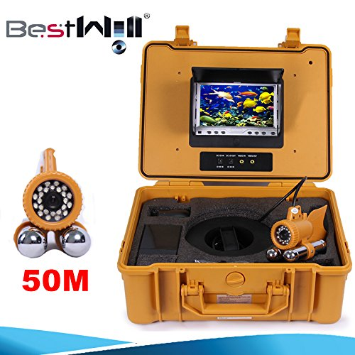 Hd underwater video fishing system CR110-7A 006A 50M by Bestwill