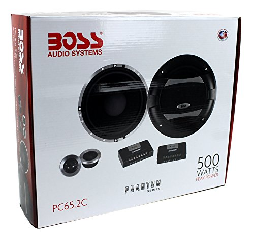 BOSPC652C - Boss Audio 6.5 PHNTM COMP SPKR WITH by BOSS Audio (Image #8)