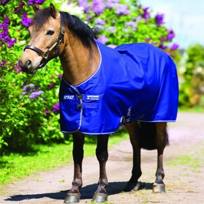 Horseware Amigo Hero 6 Pony Lite Sheet 69 Blue (Turnout Pony Sheet)