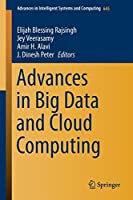 Advances in Big Data and Cloud Computing Front Cover