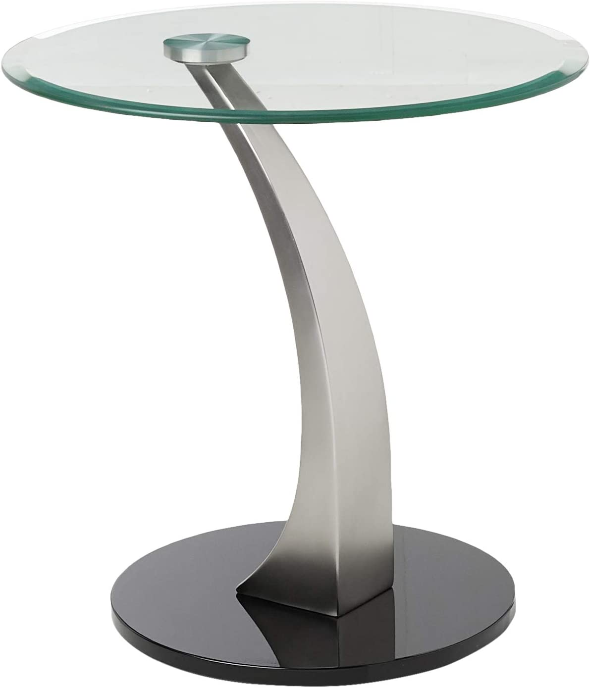 247SHOPATHOME end-tables Oval Coffee Table