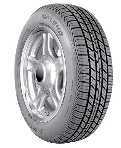 Cooper Starfire SF340 All-Season Radial Tire - 225/60R17 98T