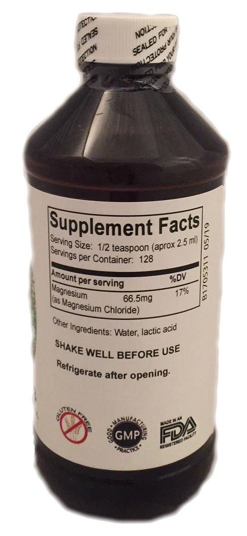 Amazon.com: Magnesium Chloride Liquid, Chloruro de Magnesio: Health & Personal Care