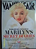 img - for Vanity Fair November 2010 Worldwide Exclusive Marilyn's Secret Diaries book / textbook / text book