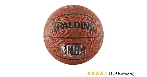 Amazon.com : Spalding NBA Youth Outdoor Basketball - Youth ...