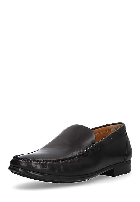 BALLY Herren Herren Slipper Schuhe Mokassins echt Leder Halb Loafer bequem f62c7cb646