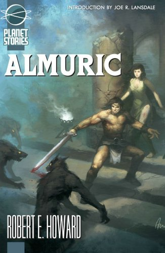 Book cover for Almuric