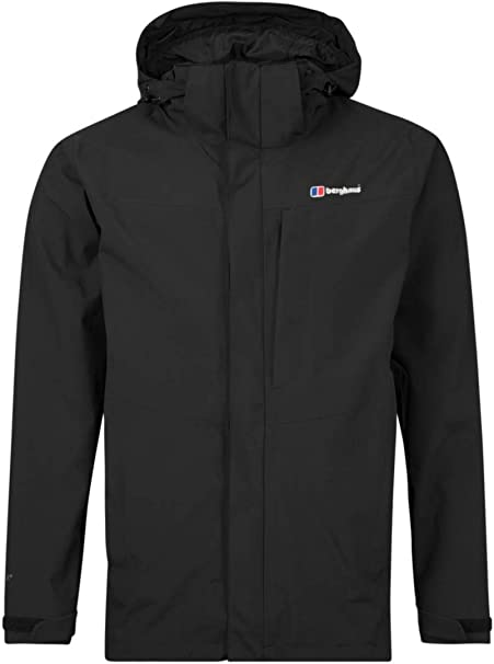 Berghaus Herren Hillwalker Long Interactive Gore tex Waterproof Jacke