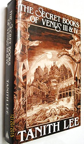 book cover of The Secret Books of Venus III & IV