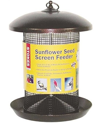Stokes Select 38117 Sunflower Seed Screen Feeder, Powder Coated (Pack Of 2) by Stokes Select