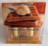 Bath & Body Works Home Pumpkin Pecan Waffles Wallflowers Fragrance Refills (2)